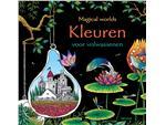 Kleurboek Deltas Magical Worlds voor volwassenen