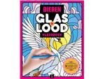 Kleurboek Interstat glas in lood thema dieren