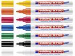 Lakmarker edding e-8750 industry blauw