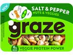 GRAZE PUNNET SALT & PEPPER 28G 6X