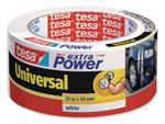 Plakband Tesa 50mmx25m Extra Power wit