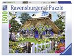Puzzel Ravensburger Cottage in Engeland 1500 stukjes