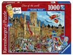 PUZZEL FLEROUX BRUSSEL 1000 STUKJES