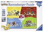 Puzzel Ravensburger Pokémon 150 stukjes