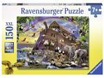Puzzel Ravensburger onderweg met de Ark 150 stukjes