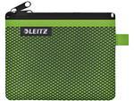 Reisetui Leitz WOW 105x6x140mm 2 vakken groen