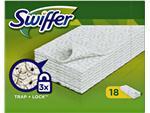 Swiffer navulling met 18 droge doekjes
