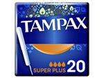 TAMPONS TAMPAX SUPER PLUS 20ST