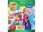 Kleur box Crayola Color Wonder Frozen