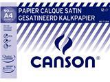 Kalkpapier Canson A4 90gr