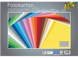 Fotokarton Folia 2zijdig 50x70cm 300gr 25vel ass