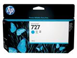 Inktcartridge HP B3P19A 130ml 727 blauw