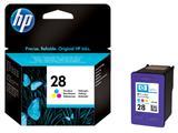 Inkcartridge HP C8728A 28 kleur