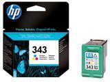 Inkcartridge HP C8766EE 343 kleur