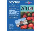 Inkjetpapier Brother Bp-71 A4 glans 260gr 20vel