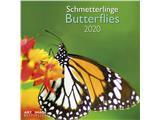 Kalender 2020 teNeues Butterflies A&I 30x30cm