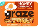 Graze Punnet Fpjk Honey Cinnamon 52g 6x