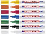 Lakmarker edding e-8750 industry rood