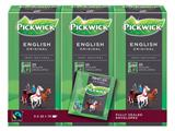 Thee Pickwick Fair Trade Engelse thee 25 zakjes van 2gr