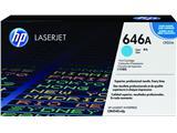 Tonercartridge HP CF031A 646A blauw