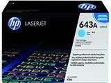 Tonercartridge HP Q5951A 643A blauw