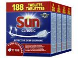 Vaatwastabletten Sun Professional Classic 188 stuks