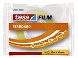 Plakband Tesa film standaard 15mmx33m