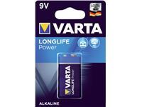 Batterij Varta Longlife Power 9Volt