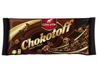 Côte d'Or Chokotoff toffee pure chocolade 1kg