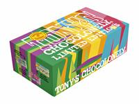 Chocolade Tony's Chocolonely reep 180gr assorti