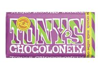 TONY'S CHOCOLONELY MELK COFFEE CRUNCH 180GR