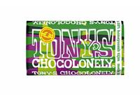 Chocolade Tony's Chocolonely reep 180gr melk honeycomb tijm