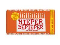 "Chocolade Tony's Chocolonely reep 180gr melk karamel zeezout ""Hieper de pieper"""