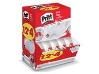 Correctieroller Pritt 4.2mmx10m eco flex valuepack à 12+4 gratis