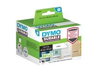 LABEL ETIKET DYMO DURABLE 19330 25MMX25MM WIT