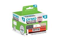 LABEL ETIKET DYMO DURABLE 19330 102MMX59MM WIT