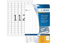 ETIKET HERMA 4211 25.4X16.9MM 2800ST