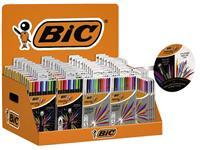 Fineliner en viltstiften BIC Intensity fine & medium display à 48 stuks assorti