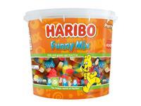 Haribo Fruitgom Mix 650gram