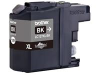 INKCARTRIDGE BROTHER LC-127XL ZWART