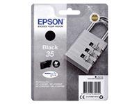 INKCARTRIDGE EPSON 35 T3581 ZWART