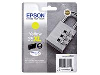 INKCARTRIDGE EPSON 35XL T3594 GEEL HC