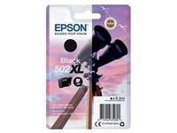 INKCARTRIDGE EPSON 502XL T02W1 ZWART