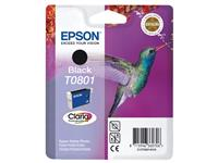 INKCARTRIDGE EPSON T080140 ZWART