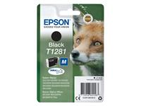 INKCARTRIDGE EPSON T1281 ZWART