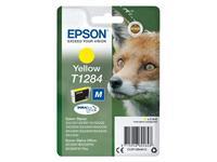 INKCARTRIDGE EPSON T1284 GEEL