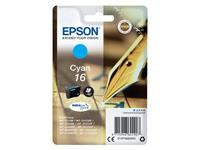 INKCARTRIDGE EPSON 16 T1622 BLAUW