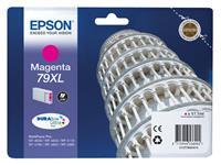 INKCARTRIDGE EPSON T790340 HC ROOD