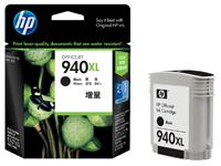 Inkcartridge HP C4906AE 940XL zwart HC