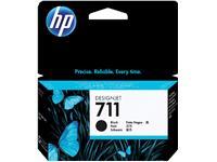 INKCARTRIDGE HP 711 CZ129A ZWART